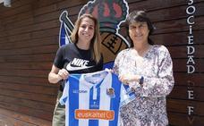 Bárbara Latorre, nueva jugadora de la Real Sociedad
