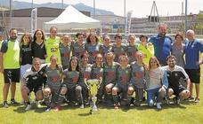 La Real Sociedad se lleva la Azpetia Cup