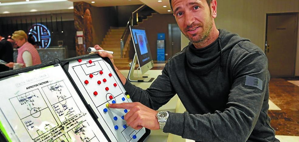 «Con la llegada de Denoueix a la Real empecé a plantearme la posibilidad de entrenar»
