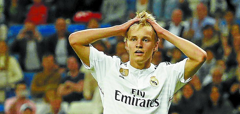 Cumbre inminente por Odegaard con el Madrid para lograr su cesión
