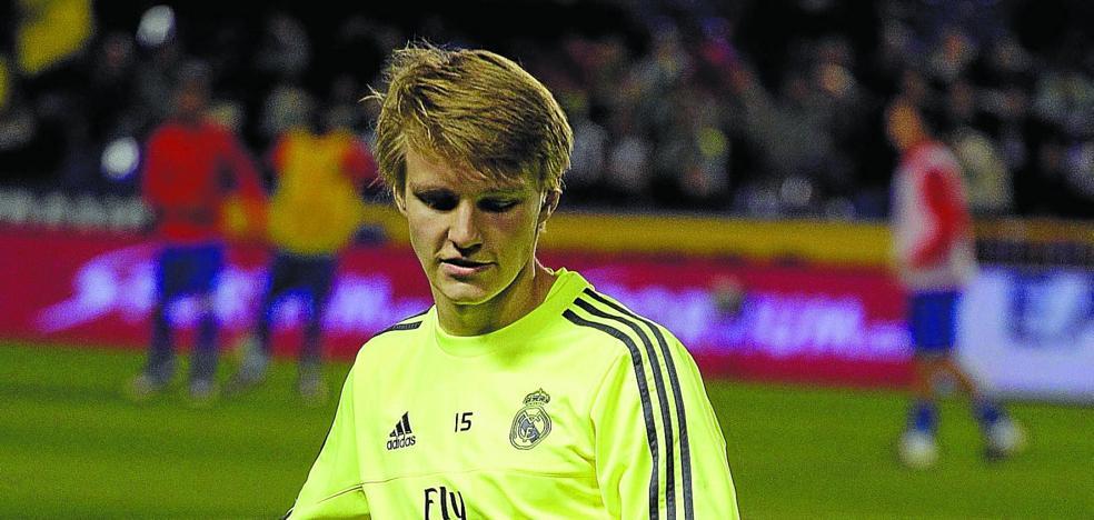 Odegaard, a un paso de fichar por la Real Sociedad