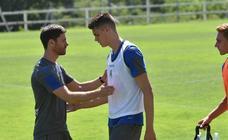 Xabi Alonso ya entrena a la Real Sociedad B