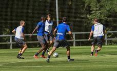 Tercer entrenamiento de la Real Sociedad de la pretemporada 2019/20