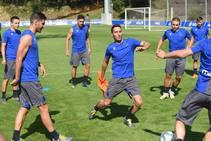 La Real Sociedad sigue con su preparación de cara a la campaña 2019/20
