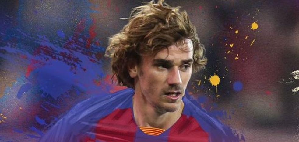 El Barça ficha a Griezmann y la Real Sociedad se hace con 24 millones