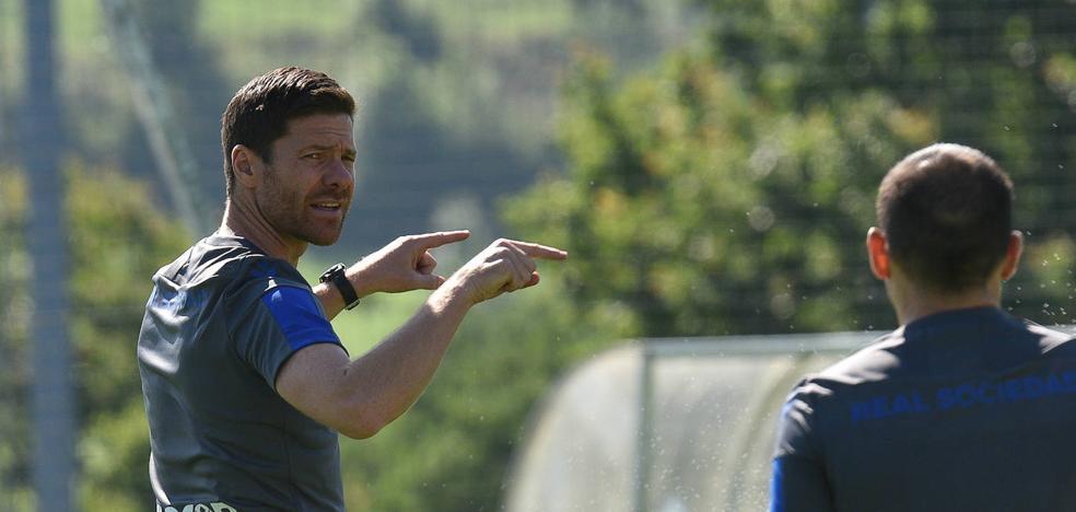 Xabi Alonso, «con la espina clavada de no haber ganado una Liga con la Real»