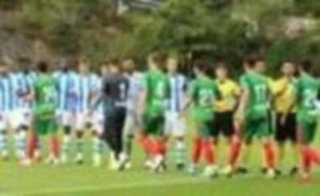 Las imágenes del amistoso de pretemporada Real Sociedad-Alavés