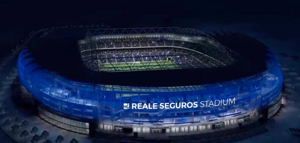 Anoeta se llamará Reale Seguros Stadium