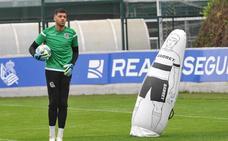 Penúltimo test hoy contra Osasuna sin Rulli en la portería
