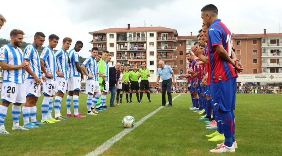 Real Sociedad - Eibar, en imágenes