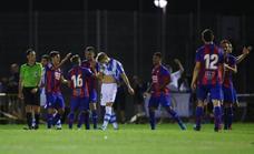 El Eibar remonta el gol inicial realista