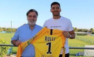 Gero Rulli: «Acabó mi etapa en la Real, una etapa hermosa de la que estoy orgulloso»