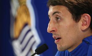 Oyarzabal: «Tengo que agradecer a Willian José que me dejara tirar el penalti»