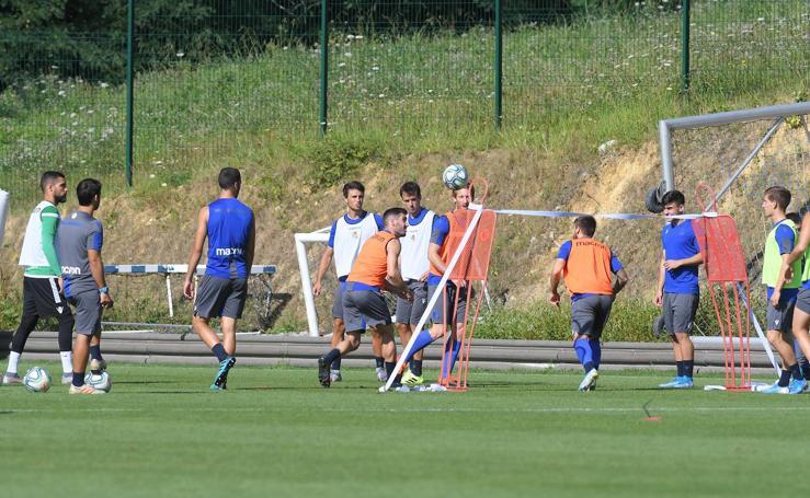 La Real se prepara para enfrentarse al Mallorca