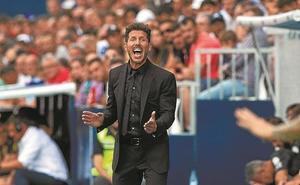 Diego Simeone encarna la metamorfosis del Atlético de Madrid