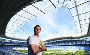 Monreal: «La Real Sociedad es un equipo para entrar en puestos europeos»