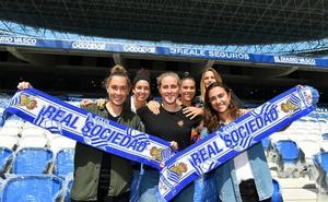 El Reale Arena también será de las jugadoras de la Real Sociedad