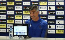 Imanol Alguacil: «Trataremos de enchufar a la afición para que luego nos ayude a ganar»