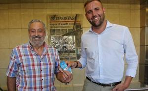El suscriptor Santiago Buenetxea gana un abono anual de la Real Sociedad