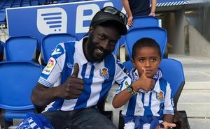 «Queremos ver muchos goles de Oyarzabal en Anoeta»