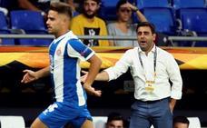 David Gallego: «La Real desgasta mucho a sus rivales»