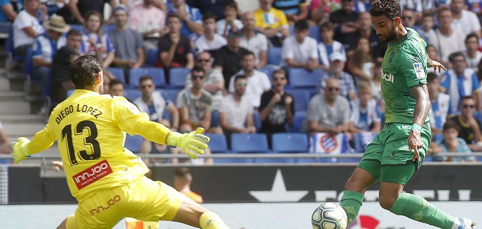 ¿Quién fue el mejor jugador de la Real Sociedad frente al Espanyol?