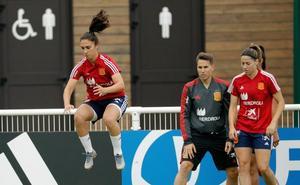 Nahikari García abandona la concentración de la selección española