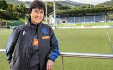 Garbiñe Etxeberria: «Athletic eta Reala parekatu egin gara, baina lanean jarraitu behar dugu burua galdu gabe»