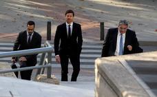 El fiscal rebaja a la mitad la condena que pide para Xabi Alonso