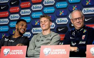 Odegaard: «Mikel Oyarzabal es un crack»