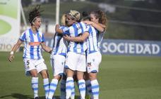 Real Sociedad femenina: Ola favorable de juego, resultados y confianza