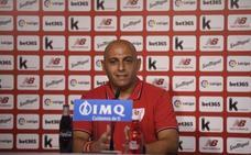 Villacampa: «El derbi no es un partido más, el que gane el domingo saldrá reforzado»