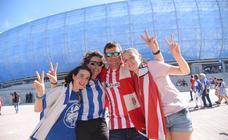 Las imágenes del Real Sociedad-Athletic