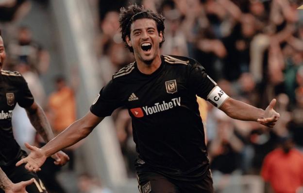 Un golazo de Carlos Vela, nominado a mejor del año en la MLS
