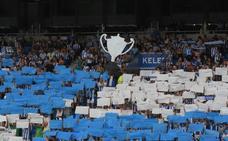 El Real Sociedad - Athletic deja el récord de asistencia en 28.367 aficionados