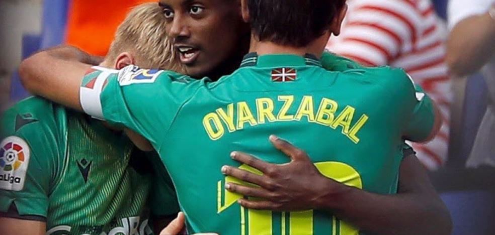 Nuevo duelo txuri-urdin por la Eurocopa