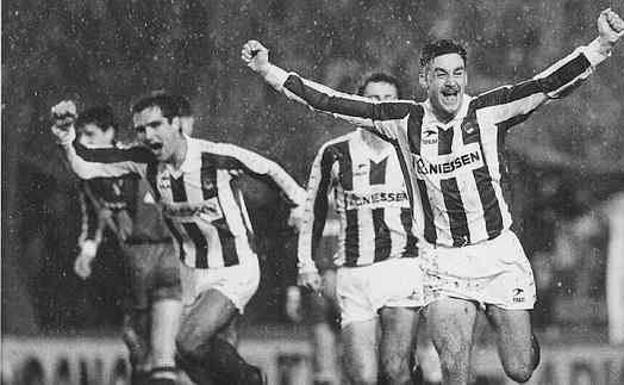 Última victoria de la Real Sociedad en el Camp Nou | Fuente: Diario Vasco