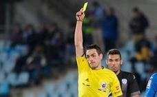 Prieto Iglesias, en el VAR en el choque del Levante