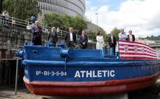 El Athletic «respeta» a la Real pero dice que debe renovar la gabarra