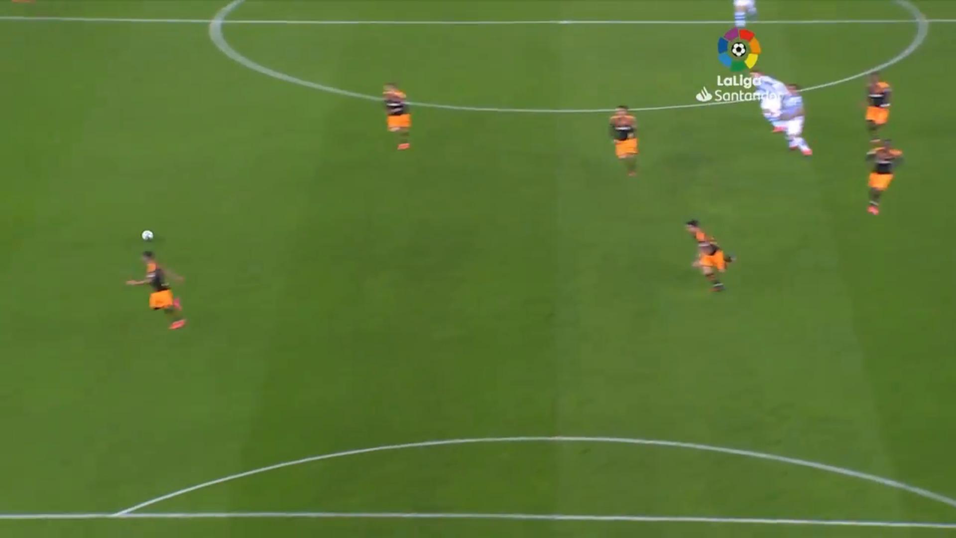 El gol de Ödegaard a Osasuna, el favorito de la afición