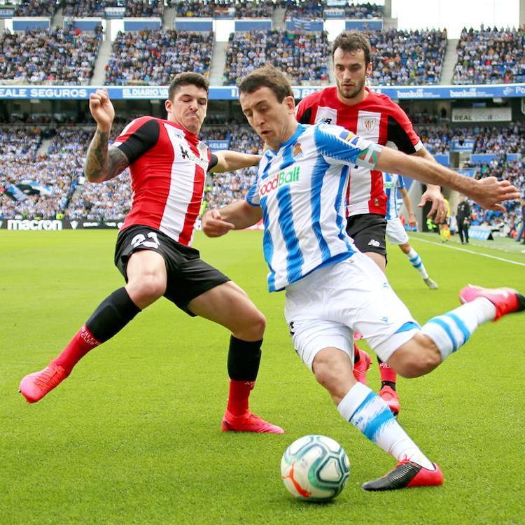 Derbi Real Athletic El Diario Vasco