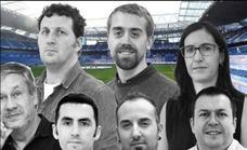 Sigue el encuentro entre el Atlético de Madrid y la Real Sociedad con los comentaristas de El Diario Vasco