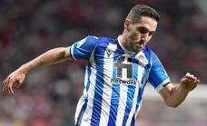 Joseba Zaldua: «Siempre es bonito verse ahí arriba, pero acaba de empezar»