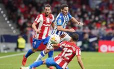 El 1x1 de los jugadores de la Real Sociedad ante el Atlético de Madrid