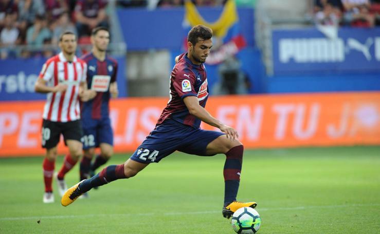 Eibar 0 - Athletic 1, en imágenes