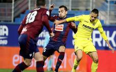 Escalante: «Se nos da bien jugar contra la Real Sociedad en Ipurua»
