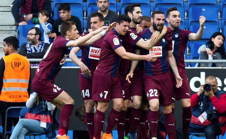 Espanyol 0 - Eibar 1