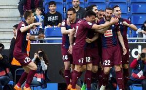 El Eibar abrirá los partidos de pretemporada ante el Tudelano