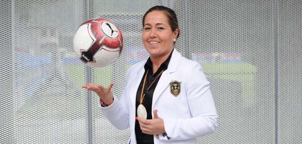 Patricia Rodríguez: «El Eibar es un club vasco como los demás y el único que no recibe ayudas»