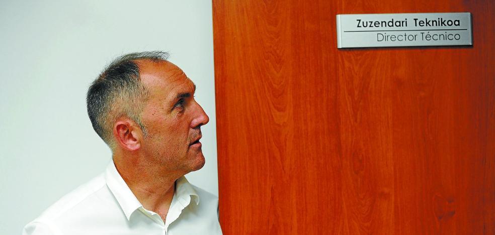 Fran Garagarza: «Tenemos el bloque hecho y ficharemos solo si es el jugador que buscamos»